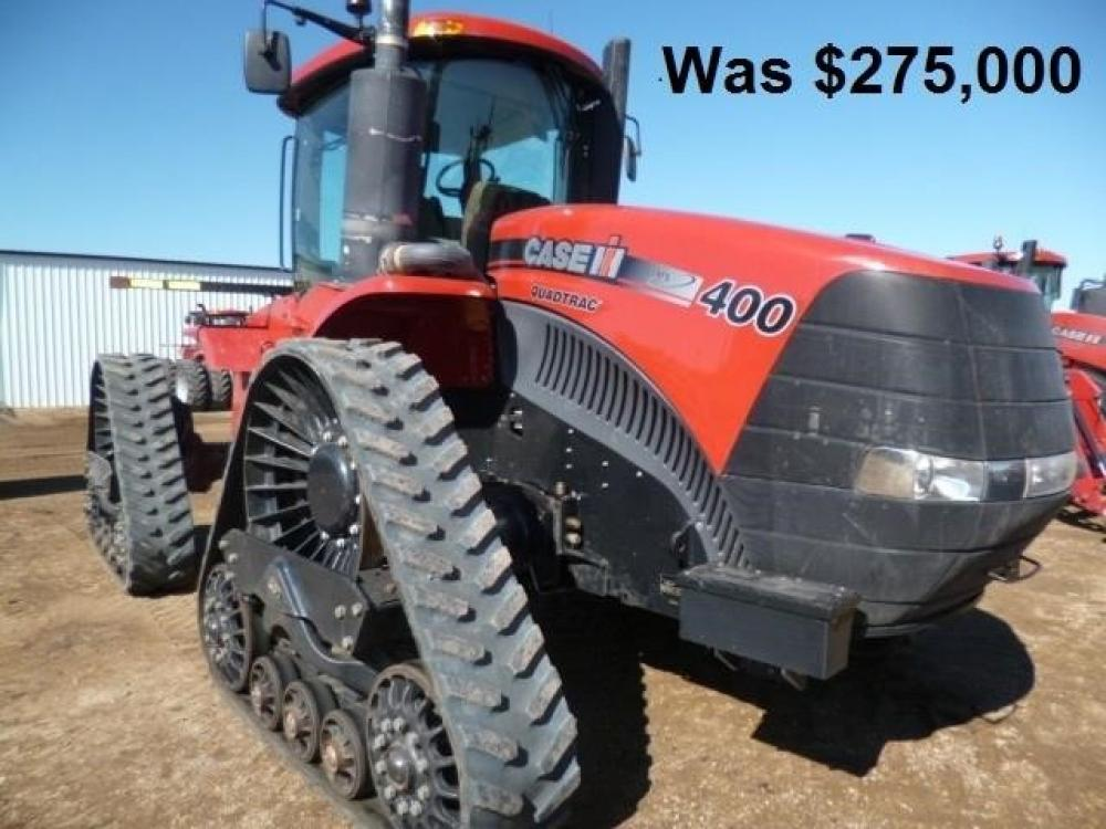 Detail photo of 2014 Case IH STEIGER 400 ROWTRAC from Construction Equipment Guide