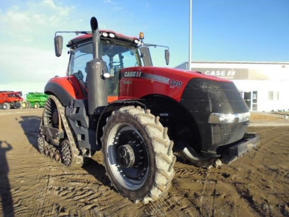 Detail photo of 2015 Case IH MAGNUM 340 from Construction Equipment Guide