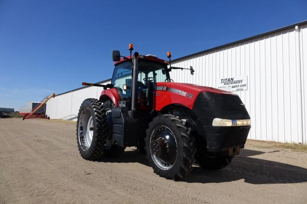 Detail photo of 2011 Case IH MAGNUM 315 from Construction Equipment Guide