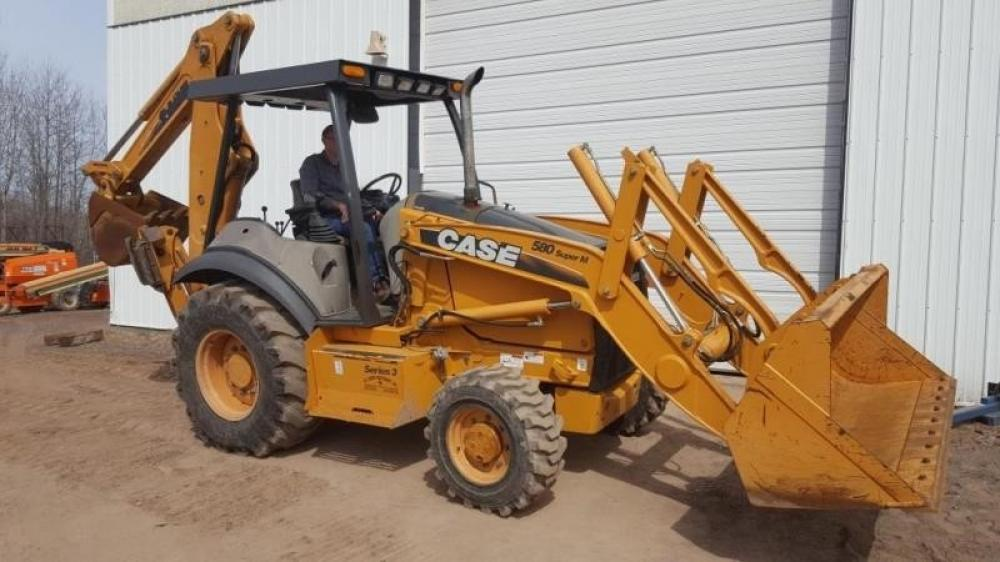 Detail photo of 2009 Case 580 SM III from Construction Equipment Guide