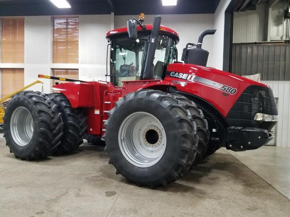 Detail photo of 2017 Case IH STEIGER 580 HD from Construction Equipment Guide
