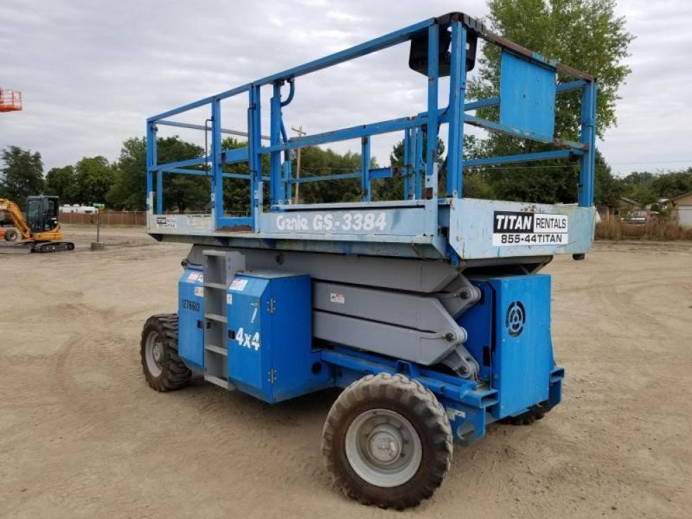 Detail photo of 2011 Genie GS-3384 RT from Construction Equipment Guide