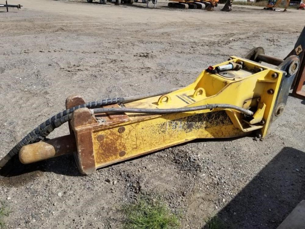 Detail photo of 2012 Atlas Copco HB3100 from Construction Equipment Guide
