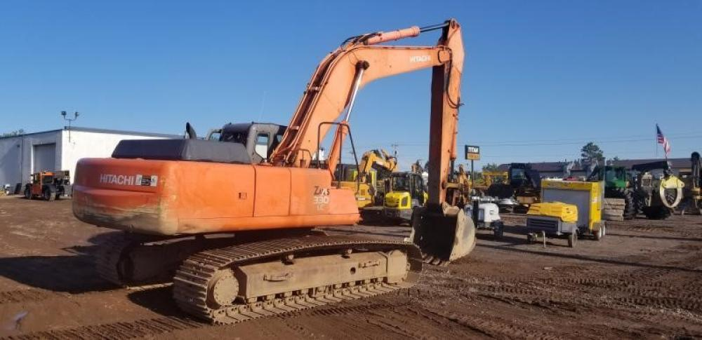 Detail photo of 2004 Hitachi ZX330LC from Construction Equipment Guide