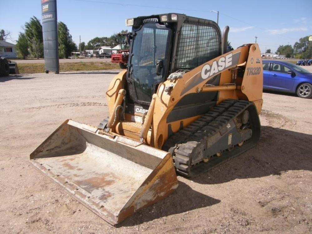 Detail photo of 2011 Case TR320 from Construction Equipment Guide