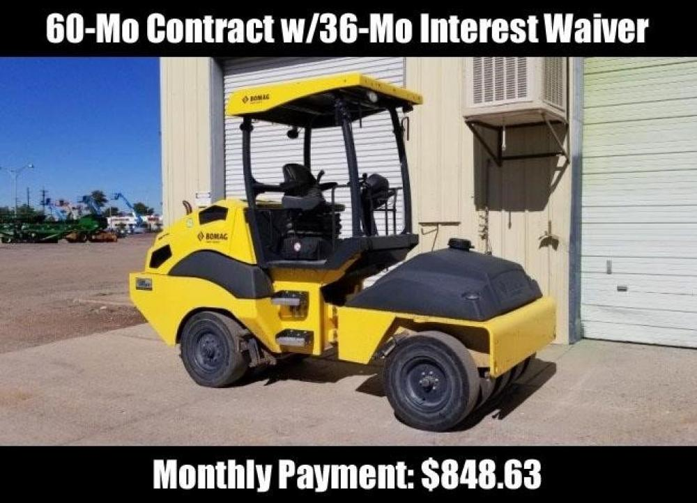 Detail photo of 2016 Bomag BW 11 RH from Construction Equipment Guide