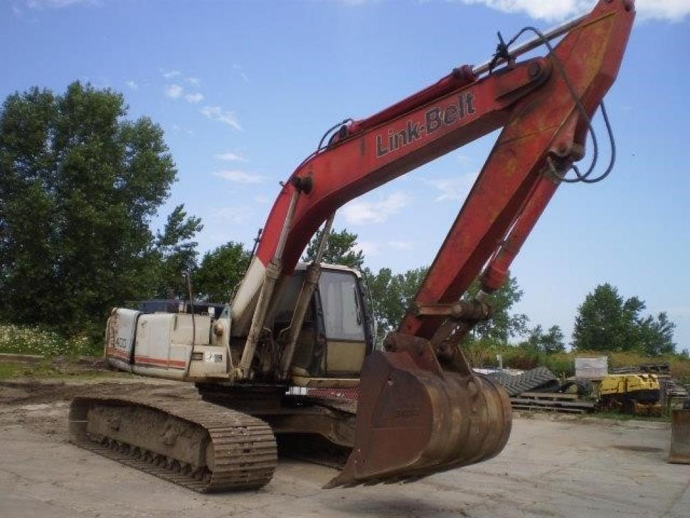Detail photo of 1997 Link-Belt LS-3400 from Construction Equipment Guide