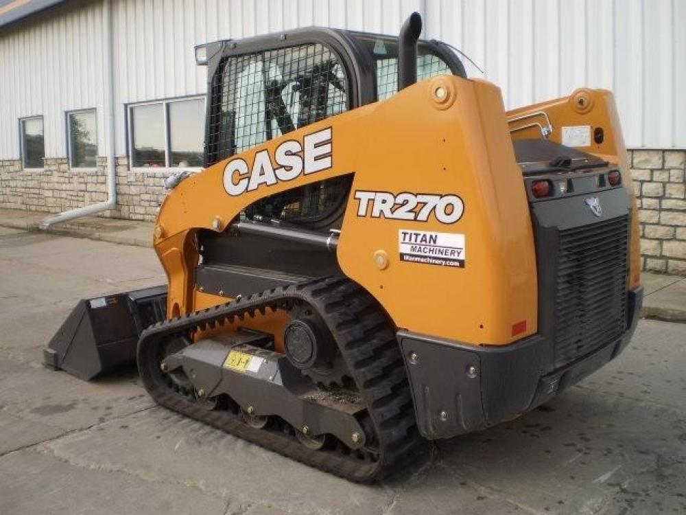 Detail photo of 2019 Case TR270 from Construction Equipment Guide