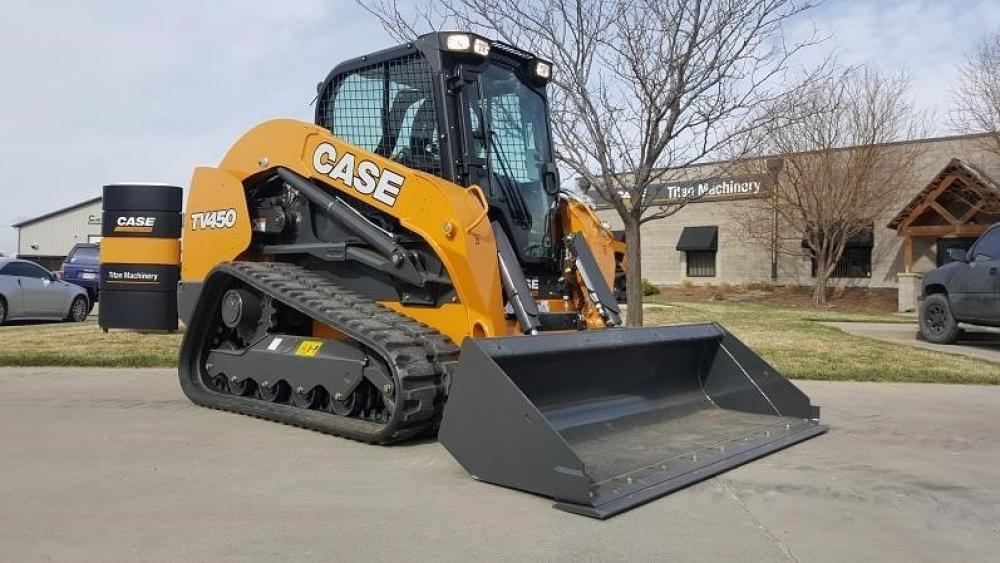 Detail photo of 2019 Case TV450 from Construction Equipment Guide