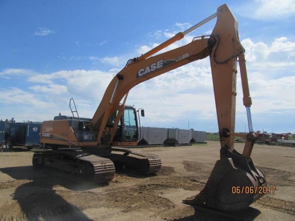 Detail photo of 2008 Case CX240B from Construction Equipment Guide
