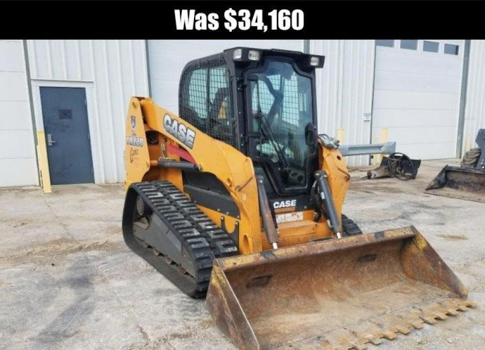 Detail photo of 2014 Case TR320 from Construction Equipment Guide