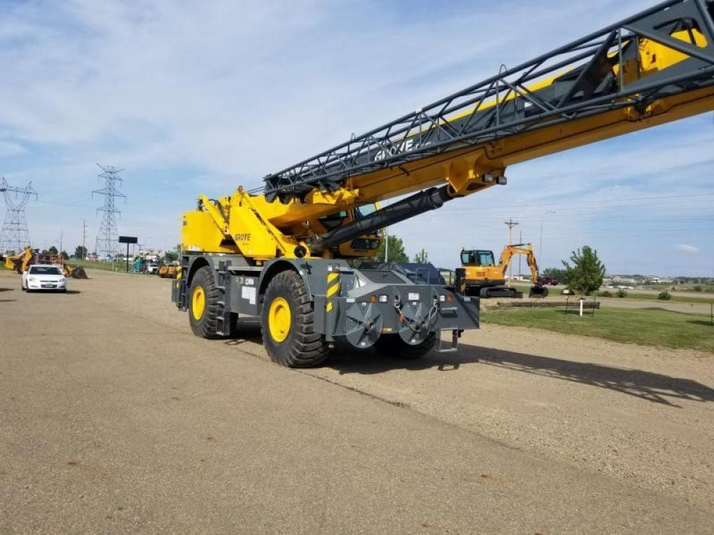 Detail photo of 2016 Grove RT880E from Construction Equipment Guide