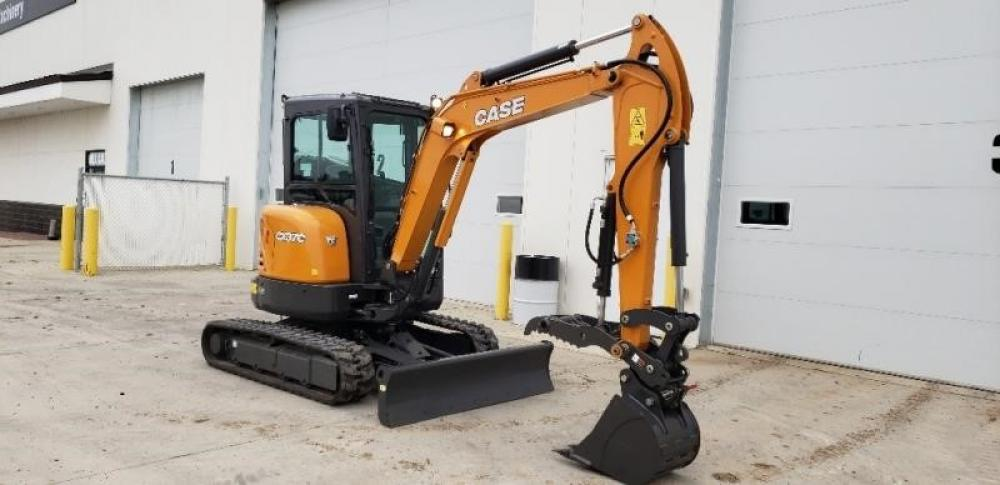 Detail photo of 2019 Case CX60C from Construction Equipment Guide