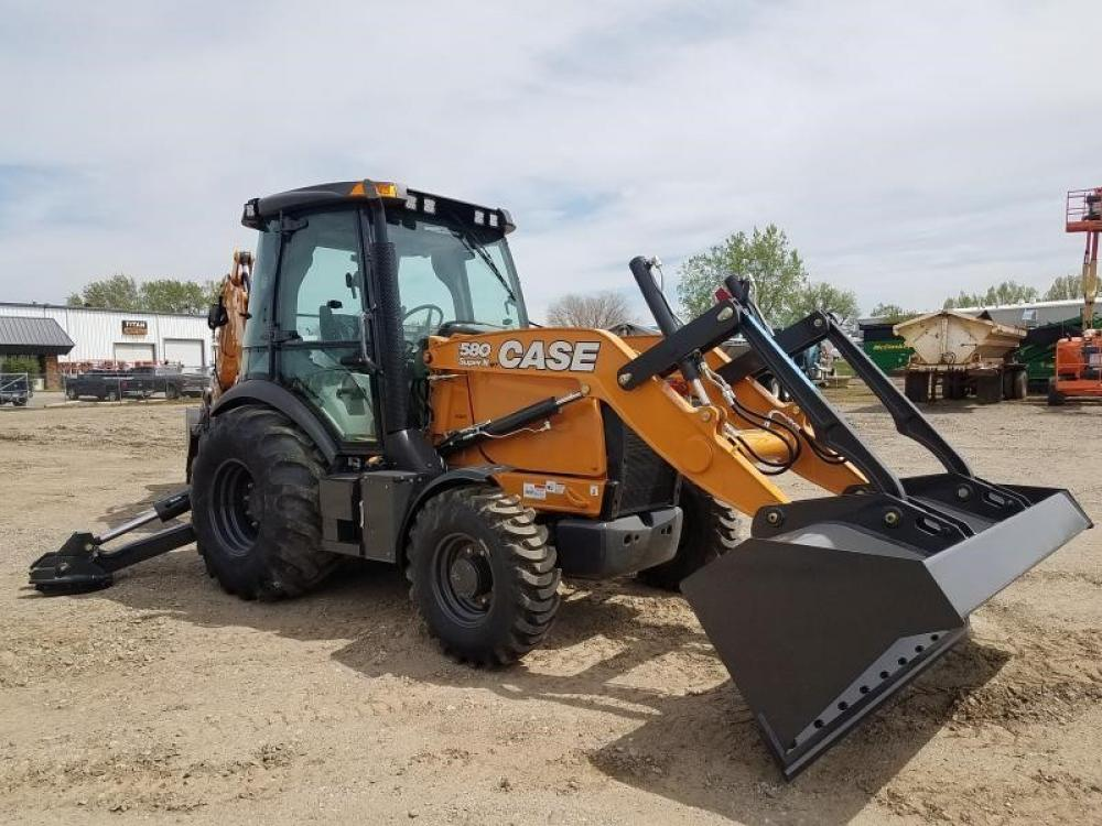 Detail photo of 2019 Case 580 SN WT from Construction Equipment Guide