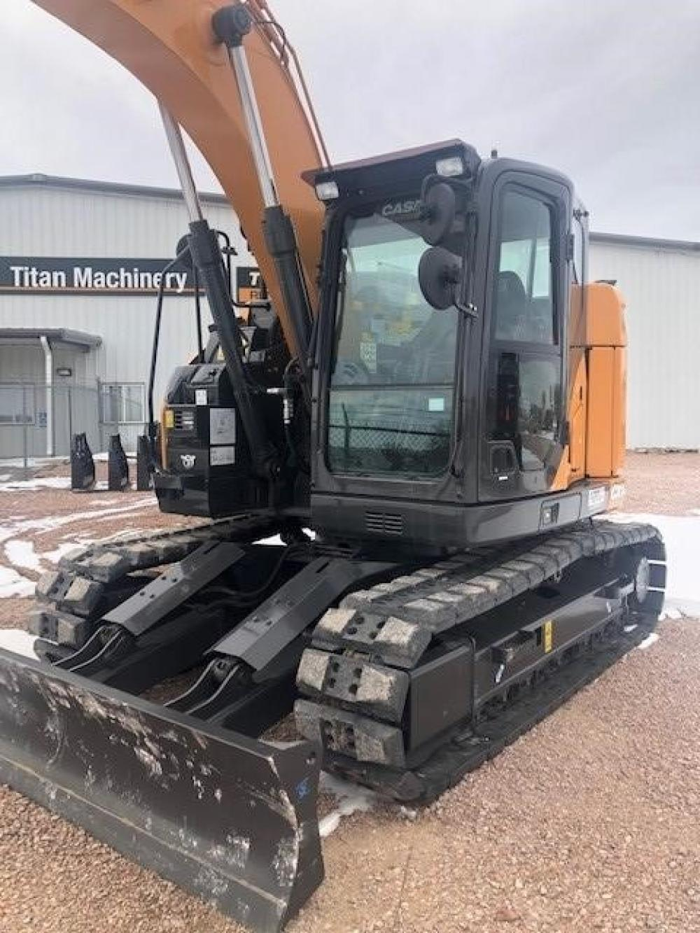 Detail photo of 2019 Case CX145D SR from Construction Equipment Guide