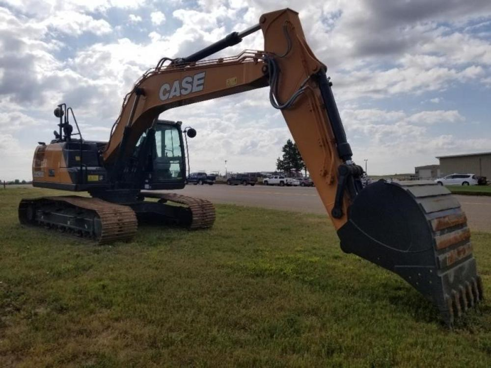 Detail photo of 2018 Case CX210D from Construction Equipment Guide