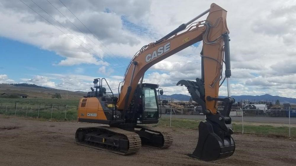 Detail photo of 2019 Case CX160 from Construction Equipment Guide