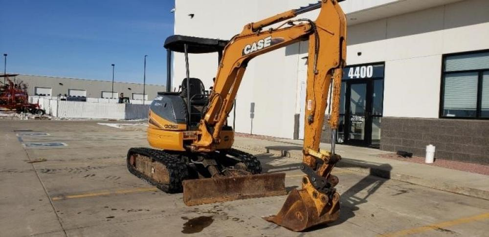 Detail photo of 2011 Case CX36B from Construction Equipment Guide