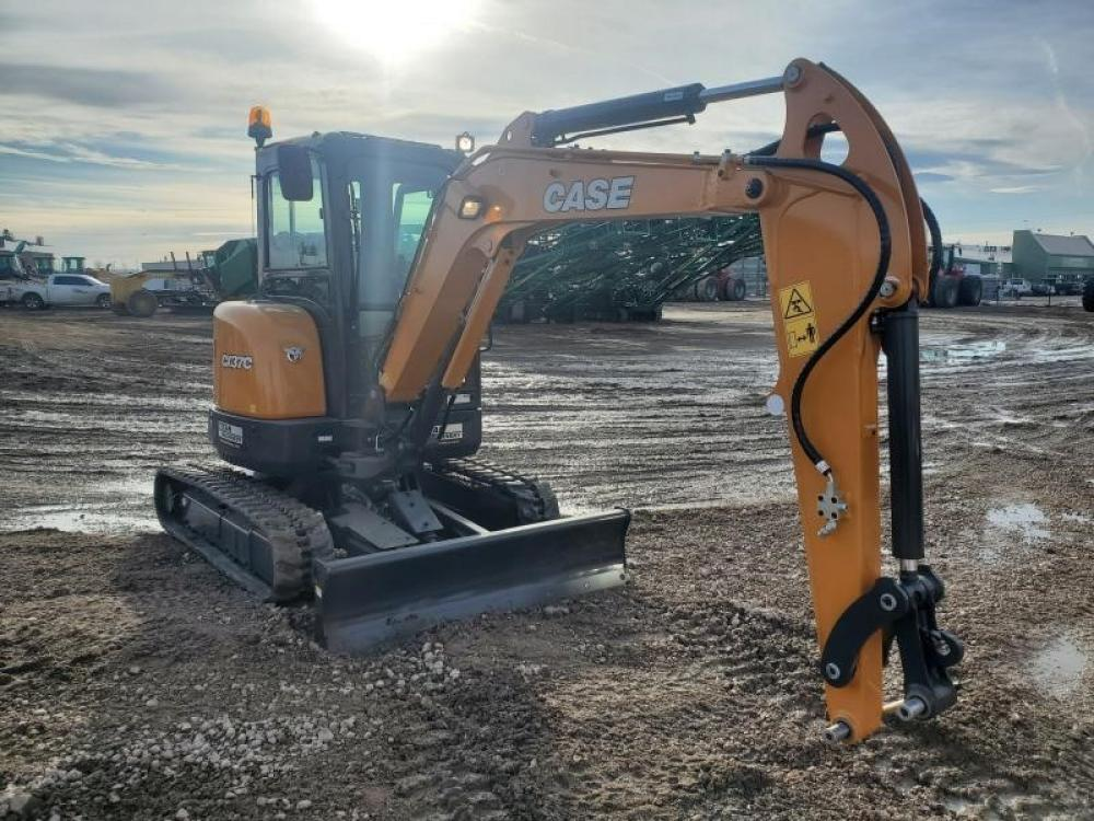 Detail photo of 2020 Case CX37C from Construction Equipment Guide