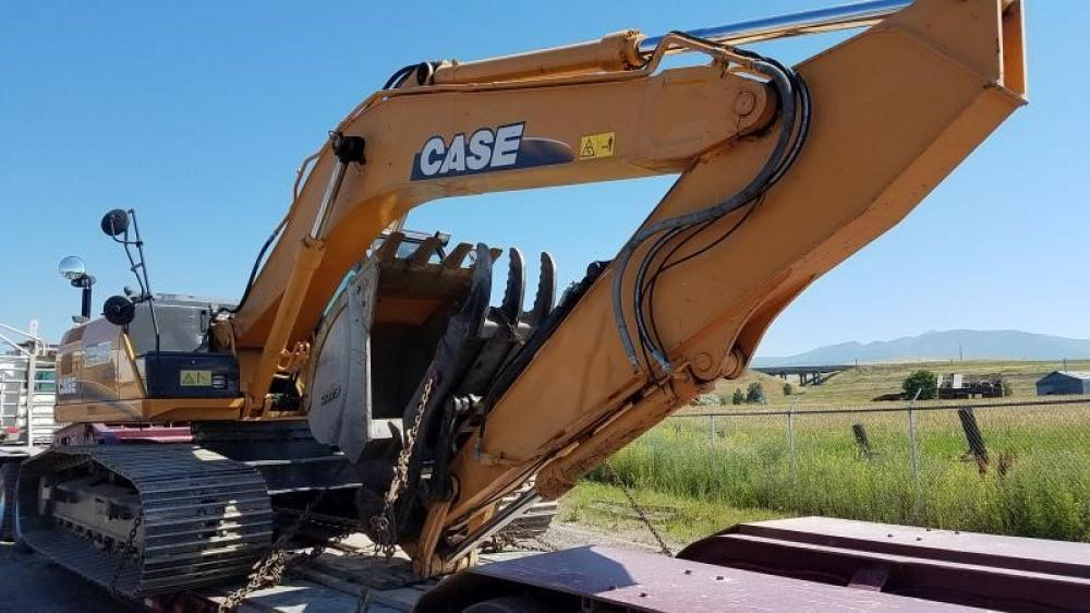 Detail photo of 2012 Case CX250C from Construction Equipment Guide