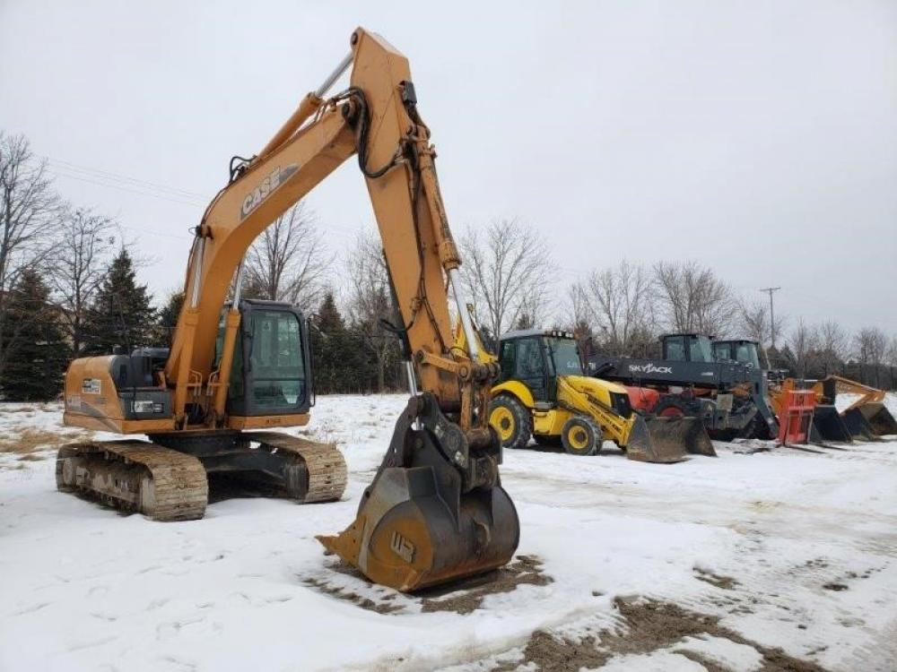 Detail photo of 2009 Case CX160B from Construction Equipment Guide