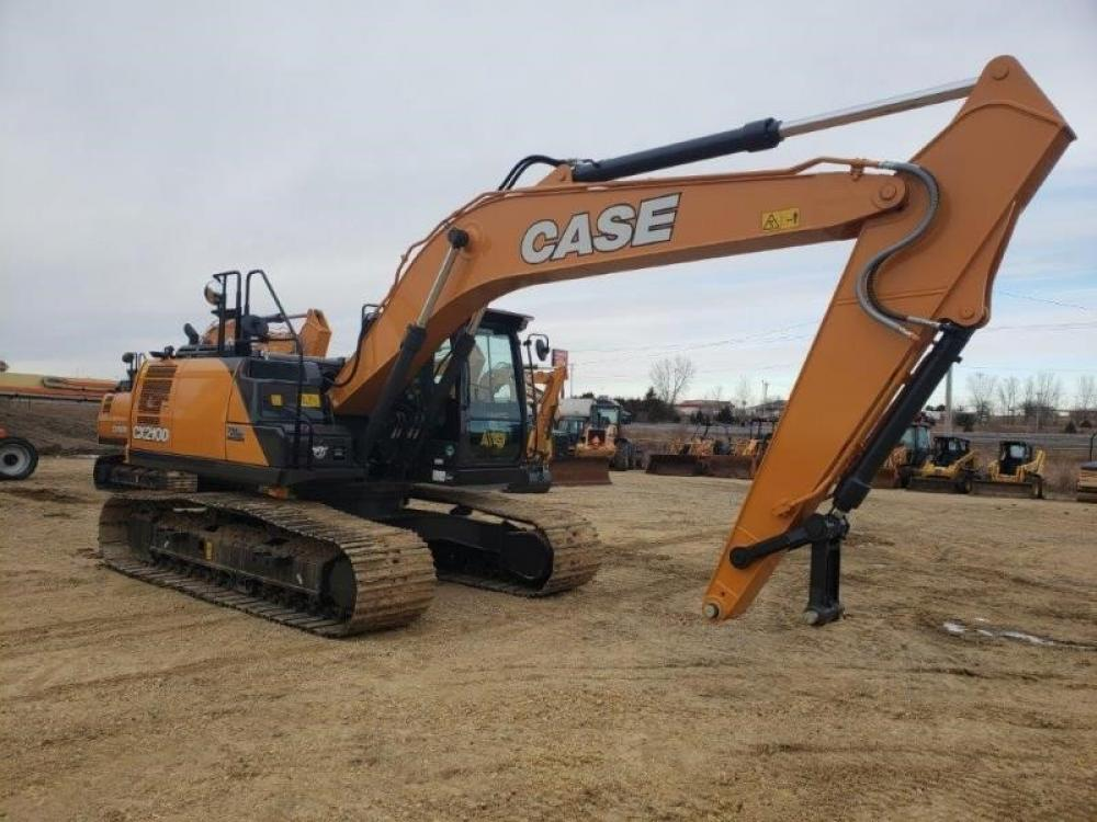 Detail photo of 2020 Case CX210D from Construction Equipment Guide