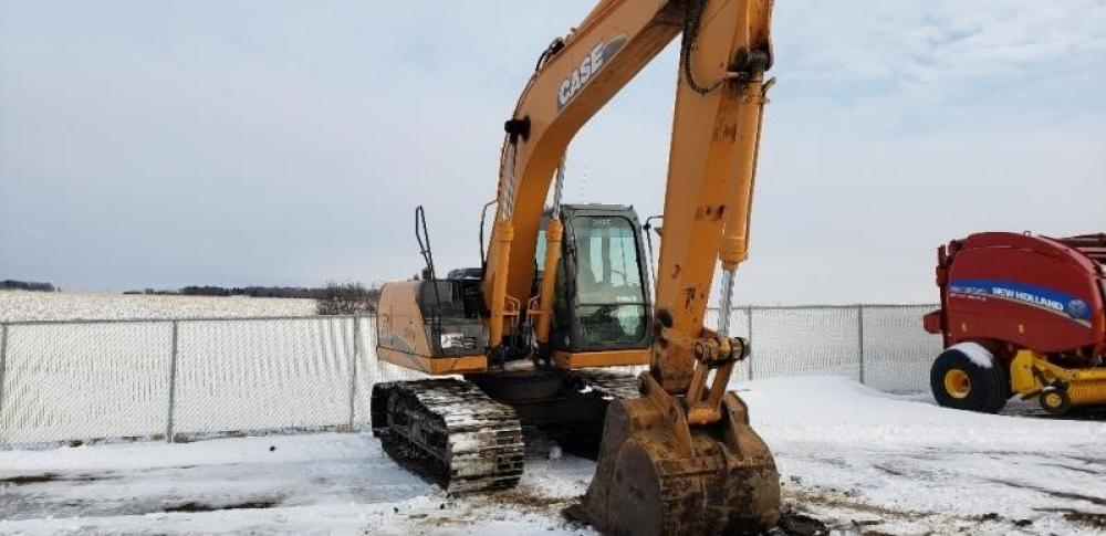Detail photo of 2012 Case CX160B from Construction Equipment Guide