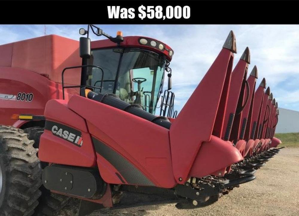 Detail photo of 2014 Case IH 4408 from Construction Equipment Guide