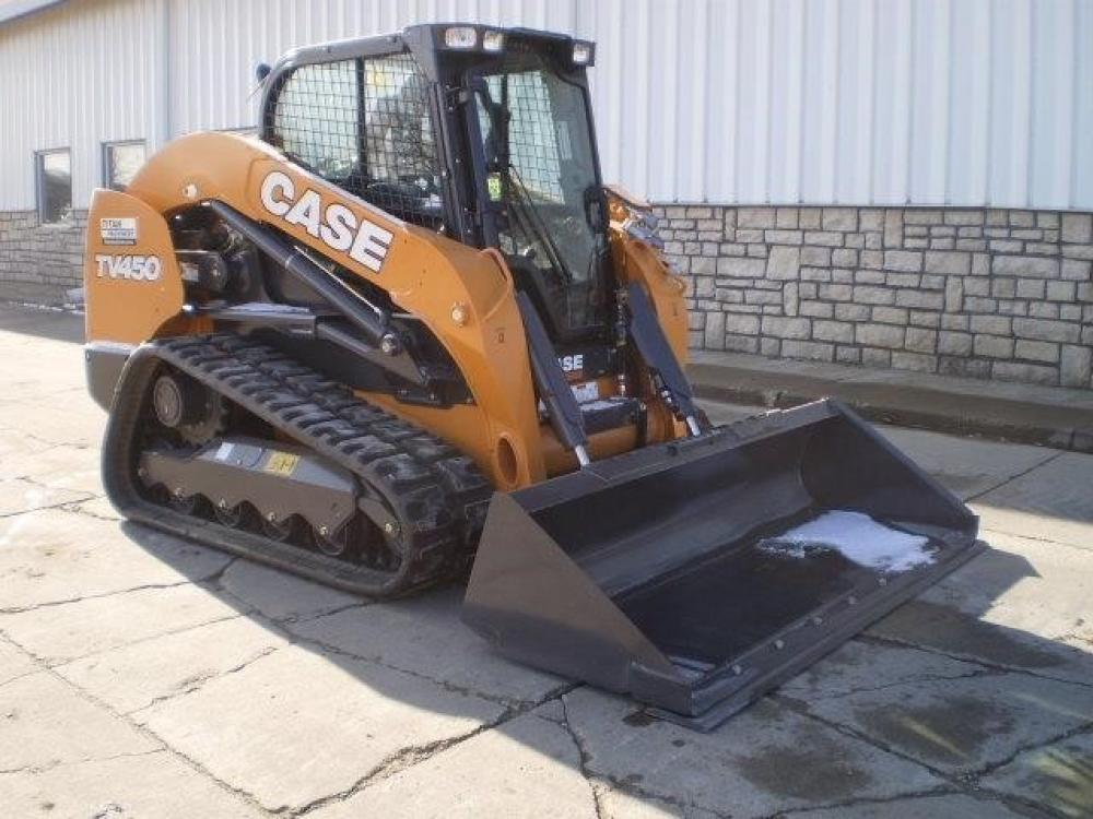 Detail photo of 2020 Case TV450 from Construction Equipment Guide