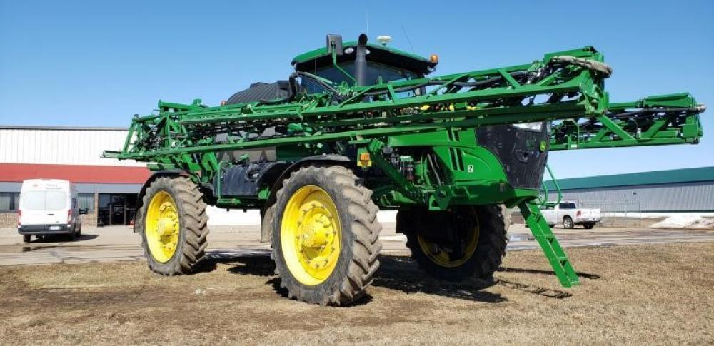 Detail photo of 2014 John Deere R4045 from Construction Equipment Guide