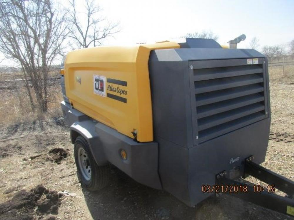 Detail photo of 2016 Atlas Copco XAVS 400 from Construction Equipment Guide