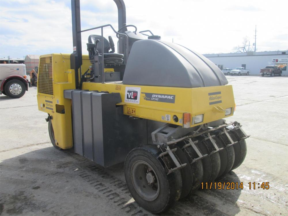 Detail photo of 2014 Dynapac CP142 from Construction Equipment Guide