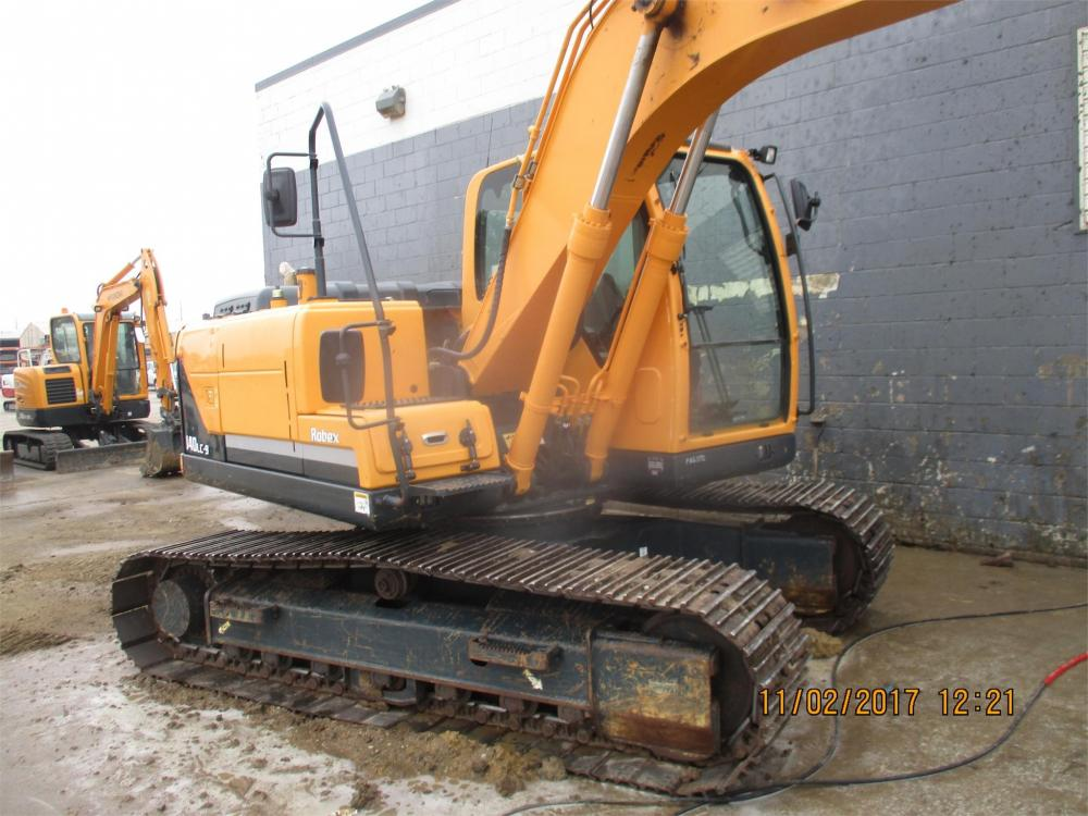 Detail photo of 2013 Hyundai ROBEX 140 LC-9 from Construction Equipment Guide