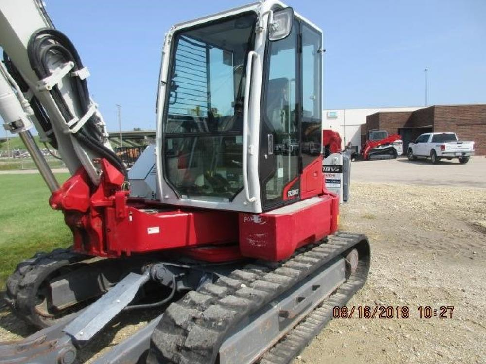 Detail photo of 2015 Takeuchi TB280 from Construction Equipment Guide