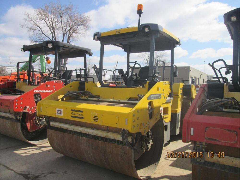 Detail photo of 2014 Dynapac CC6200 from Construction Equipment Guide