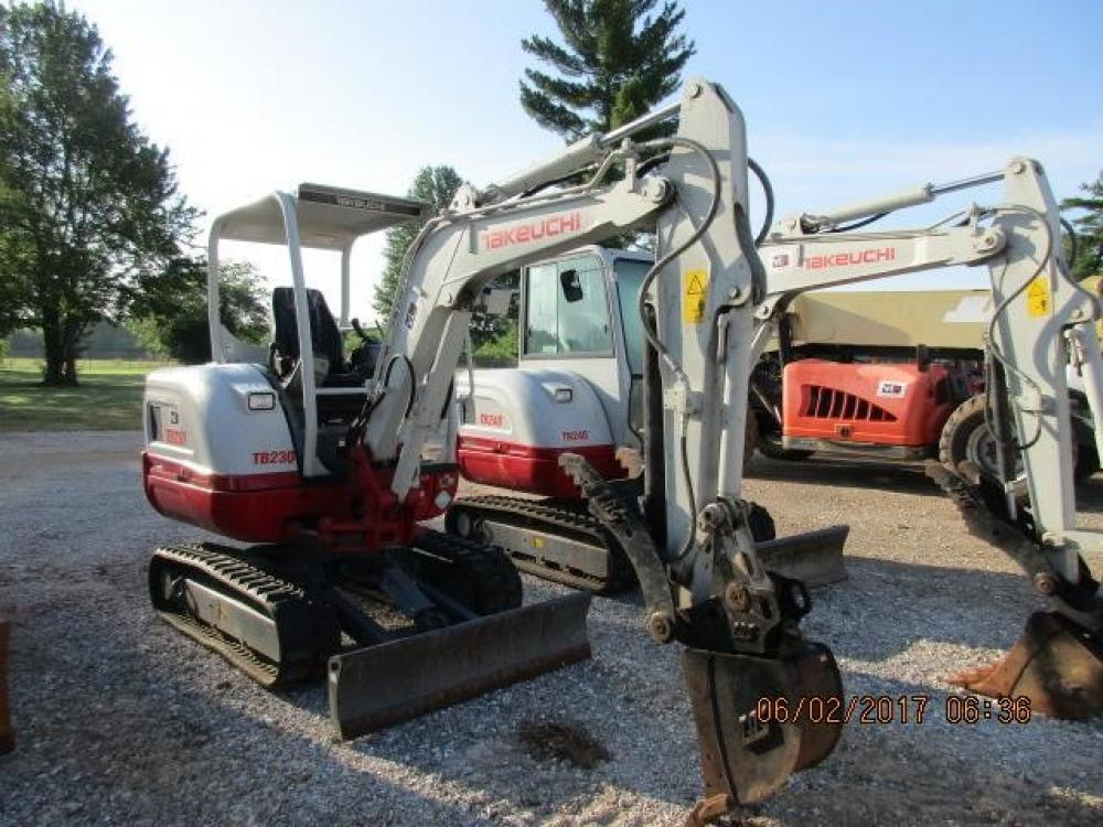 Detail photo of 2016 Takeuchi TB230 from Construction Equipment Guide