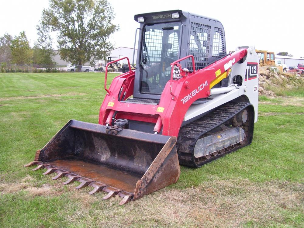Detail photo of 2014 Takeuchi TL12 from Construction Equipment Guide