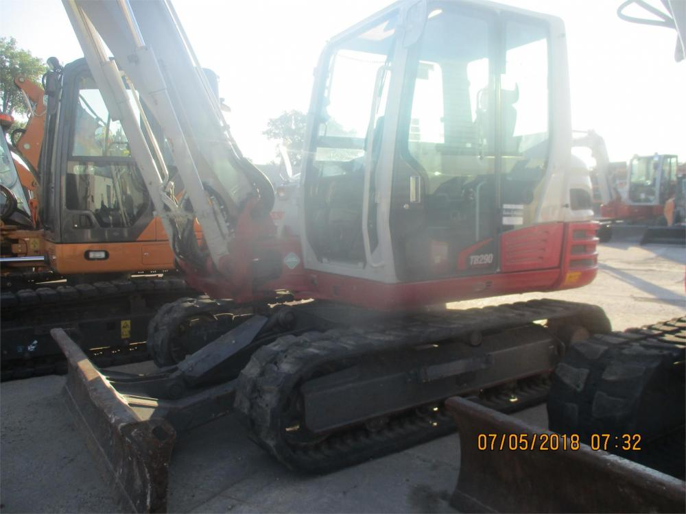 Detail photo of 2015 Takeuchi TB290C from Construction Equipment Guide