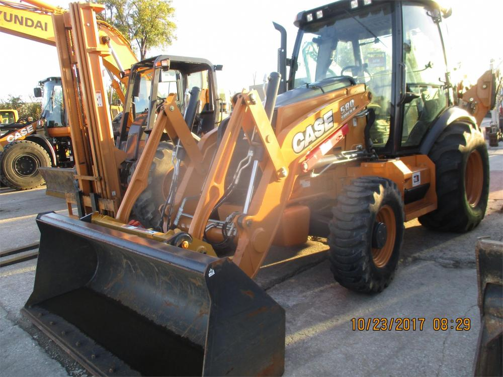 Detail photo of 2015 Case 580 SN WT from Construction Equipment Guide