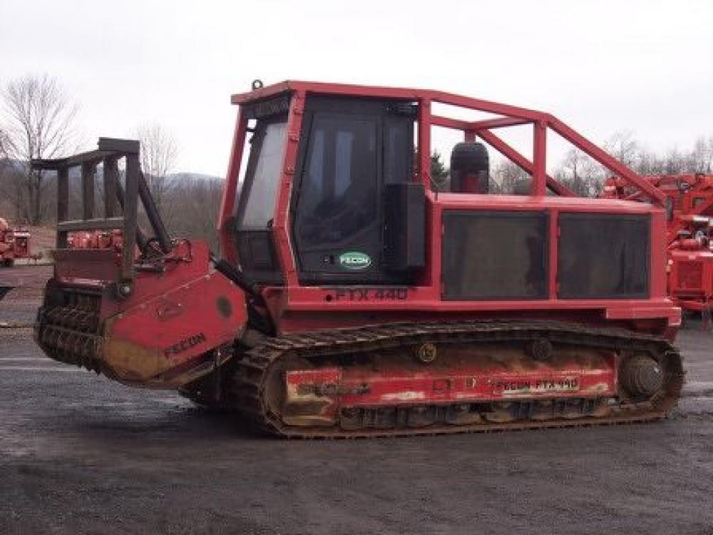 Detail photo of 2008 Fecon FTX440 from Construction Equipment Guide