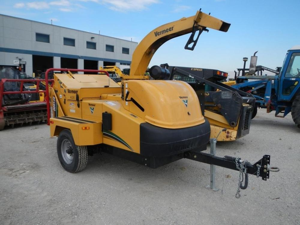 Detail photo of 2012 Vermeer BC1500 from Construction Equipment Guide