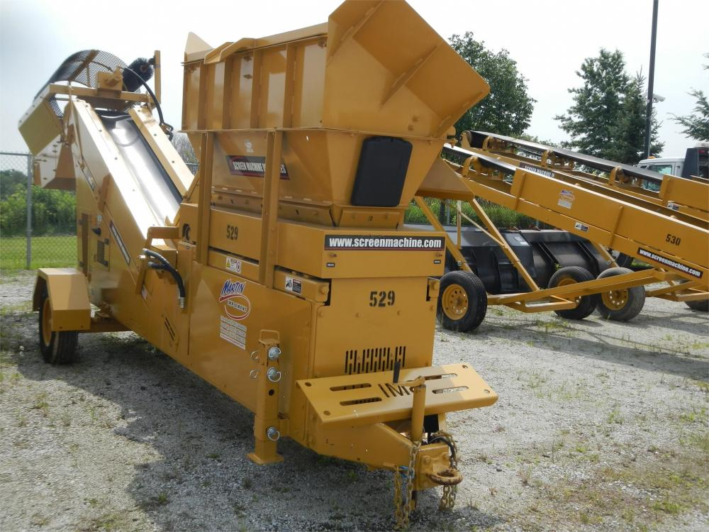 Detail photo of 2014 Screen Machine MIGHT II from Construction Equipment Guide