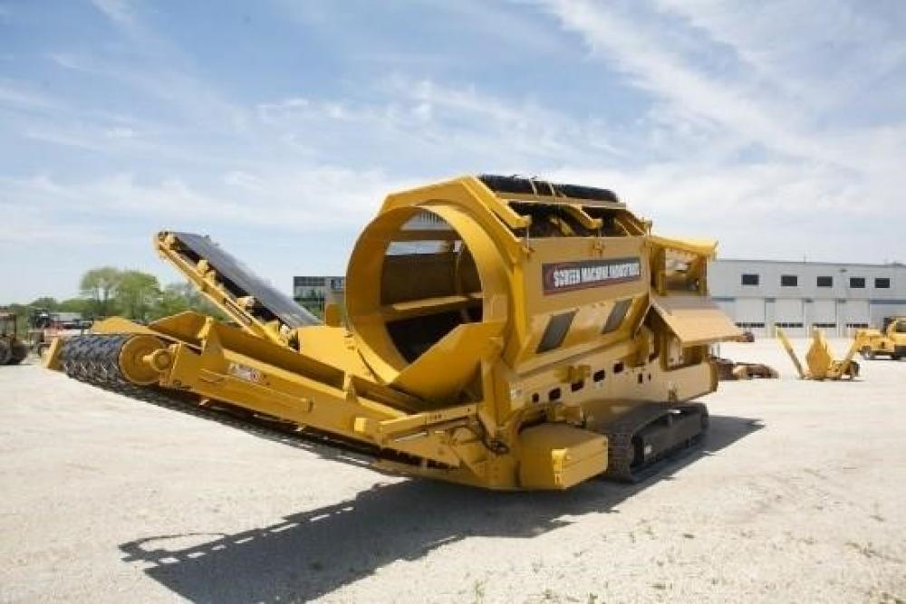 Detail photo of 2014 Screen Machine 612T from Construction Equipment Guide
