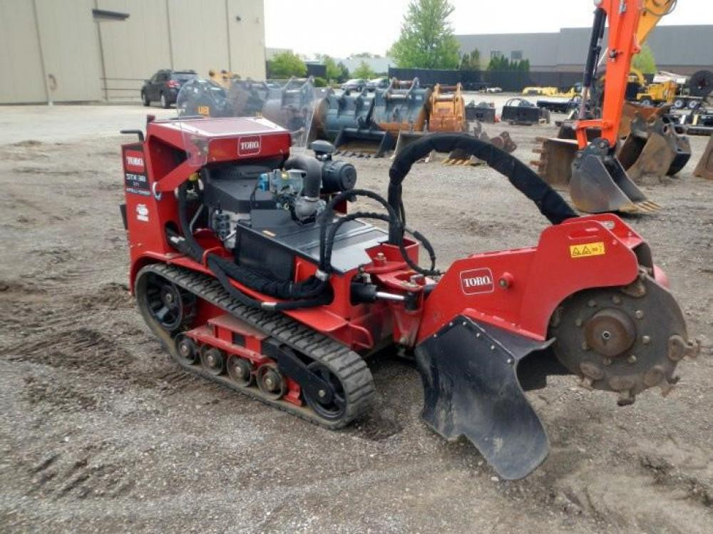 Detail photo of 2015 Toro STX-38 from Construction Equipment Guide