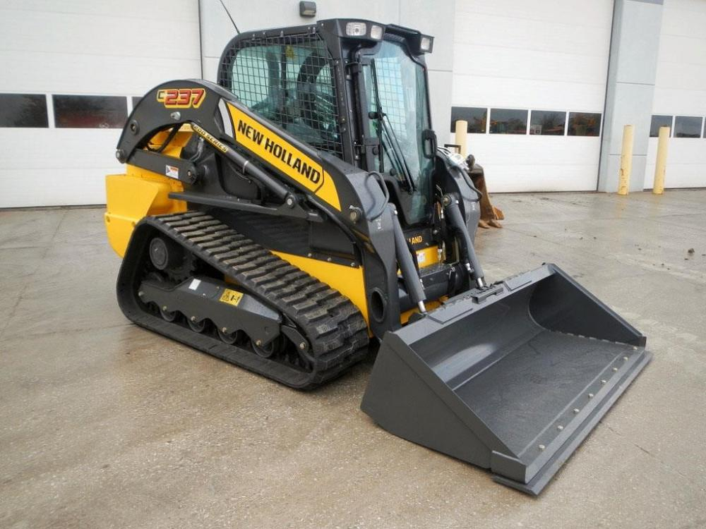Detail photo of 2017 New Holland C237 from Construction Equipment Guide