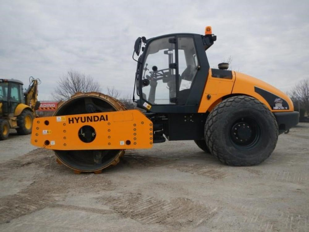 Detail photo of 2016 Hyundai HR120C-9 from Construction Equipment Guide