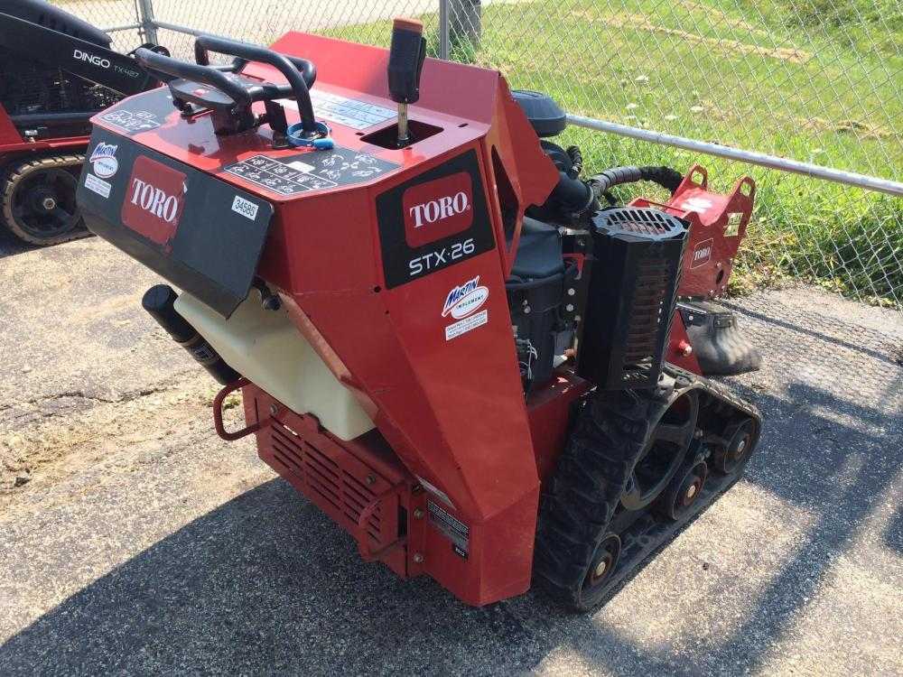 Detail photo of 2012 Toro STX26 from Construction Equipment Guide
