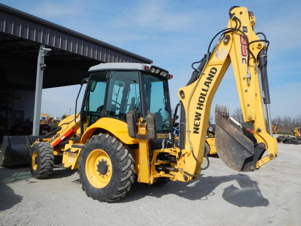 Detail photo of 2014 New Holland B95C from Construction Equipment Guide