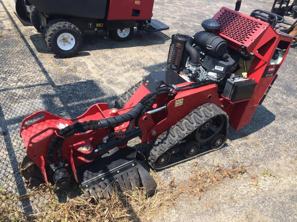 Detail photo of 2012 Toro STX-26 from Construction Equipment Guide