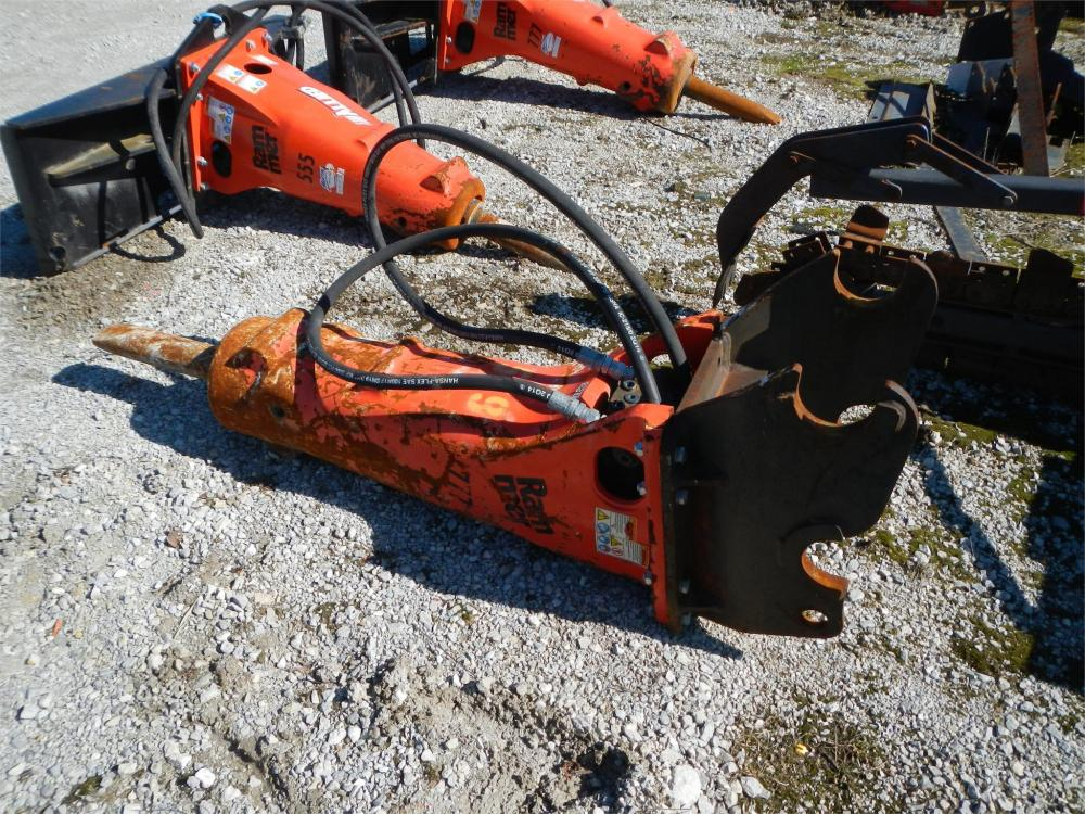 Detail photo of 2015 Rammer 777 from Construction Equipment Guide